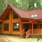 Строительство деревянных Домов и бань под ключ