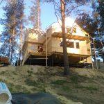 Построим вам надежный теплый Каркасный Дом и баню