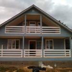 Мы строим каркасные Дома и Бани под ключ