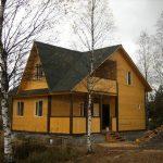 Каркасные Дома и Бани быстро, качественно недорого