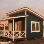 Баня Мобильная за 1 день под ключ установка в Заславле