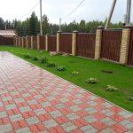 Укладка тротуарной плитки Любаньский район от 50 м2