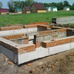 Монолитные работы, фундаменты под ключ в Клецком районе