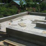 Монолитные работы, фундаменты под ключ в Молодечненском районе