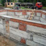 Фундамент, Подьем Домов, Строим дома под ключ в Смолевичах