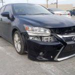 Lexus, CT-200H, 2016