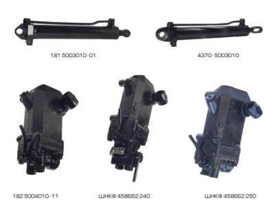 Насос опрокидывающего механизма кабины МАЗ 182.5004010-11