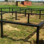 Фундамент на сваях установим в Кировске и районе
