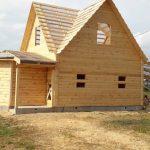 Построим Сруб Дома из бруса Михаил 6х6 в Воложине