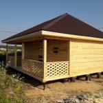 Дома и бани срубы - комплекс работ по строительству. Крупки