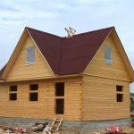 Дома из бруса. Профессиональное строительство