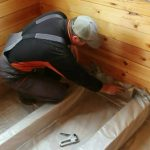 Монтаж деревянных полов с утеплением Клецк и район