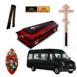 Организация похорон, ритуальные товары выезд: Вилейский район