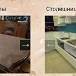 Мебель на заказ из камня выезд: Клецк и район