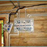 Делаем электрику в домах, коттеджах, квартирах