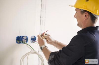 Электромонтажные работы выполняем в Солигорске и районе