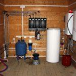 Монтаж холодного и горячего водоснабжения Минск и область