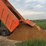 Доставка песка Новогрудок и Новогрудский район