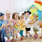 Частный детский садик в центре