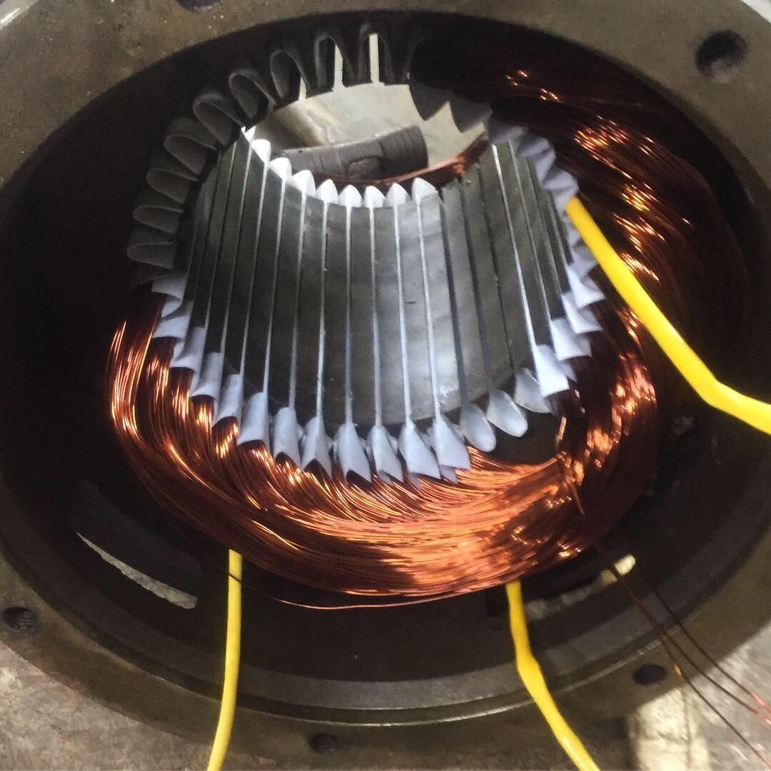 Ремонт электродвигателей , насосов