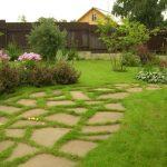 Обработка почвы, посев газона, озеленение