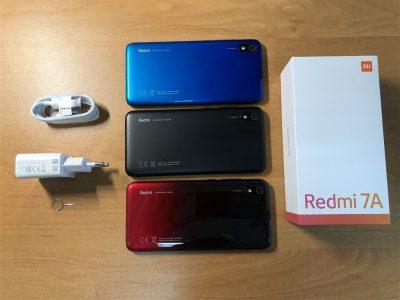 Xiaomi Redmi 7A 32Gb можно в рассрочку