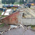 """Бадья для бетона """"Туфелька"""" БП-1,0"""