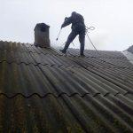 Очистка крыши от 5 руб.кв.м