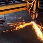 Раскрой листового металла на заготовки, плазменная резка
