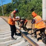 Требуются работники на ремонт железо-дорожных путей
