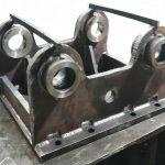 Плита переходная для установки на экскаватор